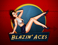 Blazin' Aces - Mobile Game