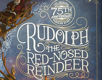 Rudolph the Red-Nosed Reindeer Picture Book