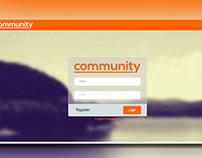 Community Social Media