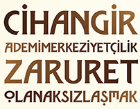 A.Demetracopulo Typeface