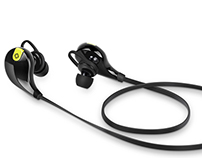 Photive Sport earbuds EB-10 Photo retouching and PKGing