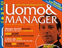 Uomo&Manager #21 - Gennaio 2015