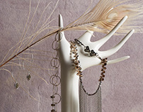 Feathers and Jewels