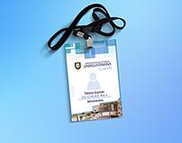 Tarjeta de Identificación Institucional