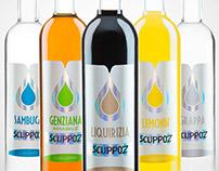 Still-life liquori Scuppoz