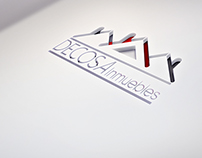 Logotipo DECOSA Inmuebles