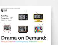 Drama on Demand:
