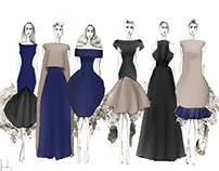Technical Sewing- Evening Wear