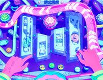 ByteDance X Pinball world