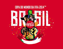 Coca Cola Global FIFA World Cup 2014 Uniforms