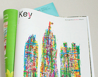 New York Times Key Cover