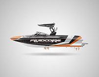 Fluidcore Boat Wrap