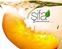 Ice Tea - Şifa Packaging Design