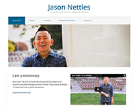 Jason Nettles Website