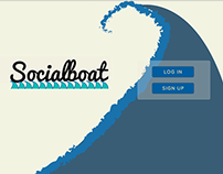 Socialboat Web Application Project