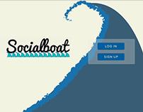 Socialboat Web Application Project