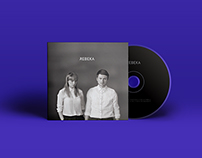 REBEKA | promo CD cover