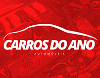 Carros do Ano Branding
