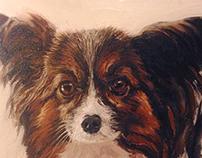 Portrait of Patches