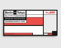 Berlin x Tokyo Conference