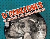 AFICHE D`CORLEONES II
