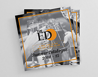 Ed Cellars - Summer Catalogue 2014-15