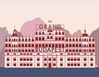 The Grand Budapest Hotel   TITULOS