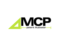 MCP Patent Illustrator Logo