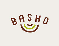 Basho Cafe - Web Design