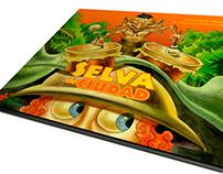 Book: Selva de Ciudad