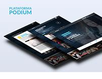 Plataforma PODIUM