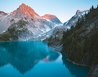 Alpine Lakes Wilderness, WA