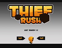 Thief Rush Project