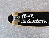Peace is Awesome