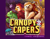 """Canopy Capers"" - High 5 Games"