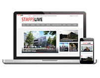 Online newsroom and student training site