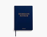 Book Design for Hermann Nitsch