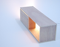 Minimal Lamp Design