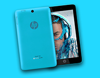 HP Slate w/ Beats Audio - Slate Series 7, 8, 10