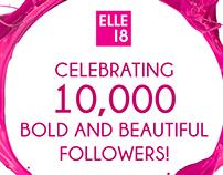 Social Media Content for Elle18