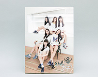 여자친구(Gfriend) 1st Mini Album- Season of Glass