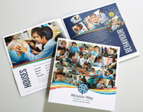 Winston Way Primary School Branding & Prospectus Design