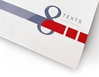 8 Texts | PRINT