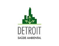 Detroit Saúde Ambiental - Visual Identity