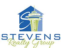 Logo Creation and Branding for Stevens Realty Group