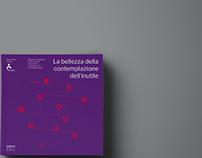 Catalogo mostra d'arte contemporanea