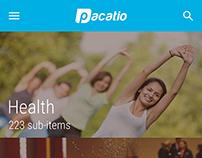 Pacatio (Mobile app)