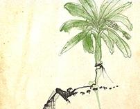 Cien Años // Editorial Illustration