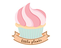 Logo for Little Pleats