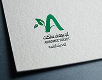 شعار شركة أجرومك سلكت الزراعية